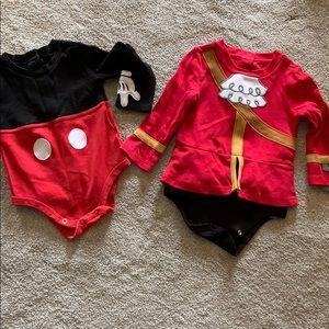 Disney Baby Halloween Onesies!!!!
